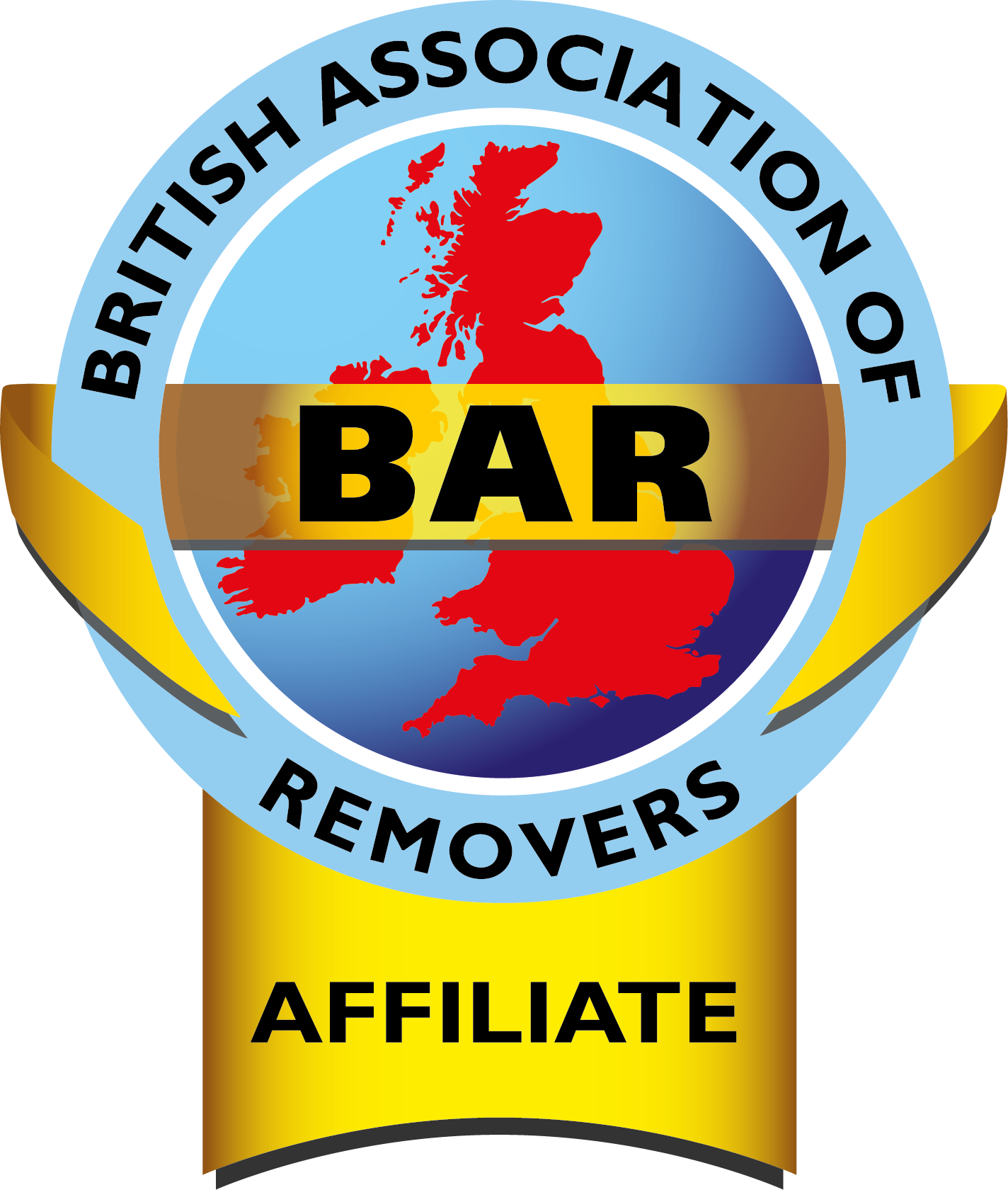 BAR British Association of Removers