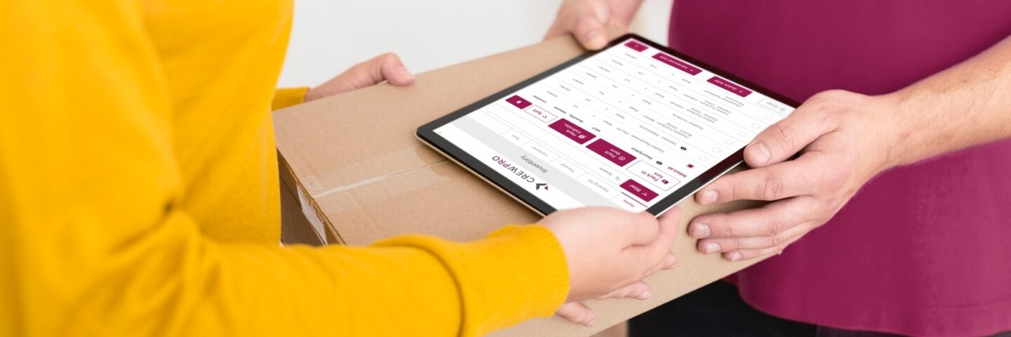 Crewpro Moving Inventory Software