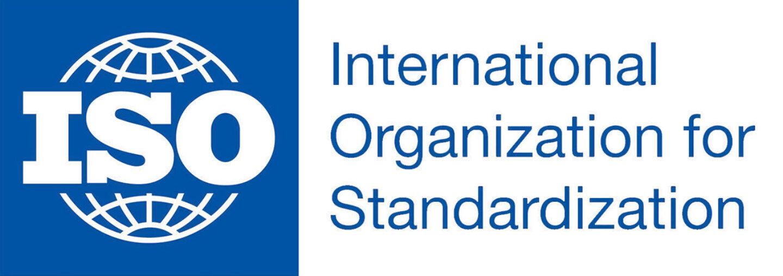 International Organization for Standardization ISO logo