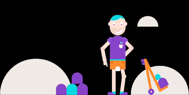 Moovyn illustrated mover