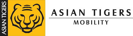 Asian tigers mobility logo